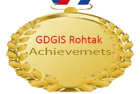 GDGIS Rohtak Achievements