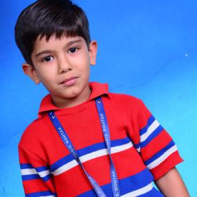 Daksh Rana(13-Apr-10)